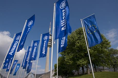 Allianz invested EUR 400 million in wind projects in 2013