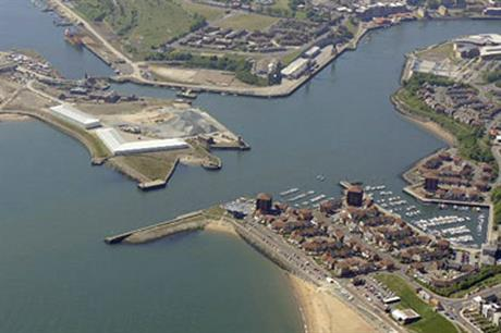 The Port of Sunderland has signed a deal with E.on