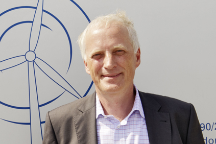 Nordex CEO Thomas Richterich