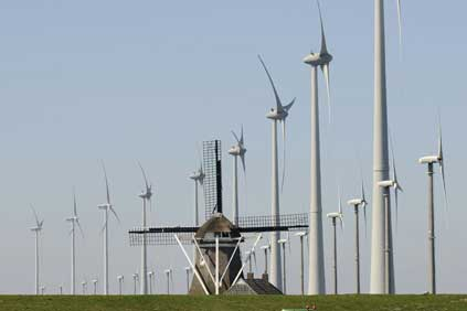 The plant will make components for Enercon's 3MW turbines