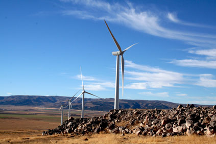 Power struggles: Utilities are not always in favour of buying wind energy