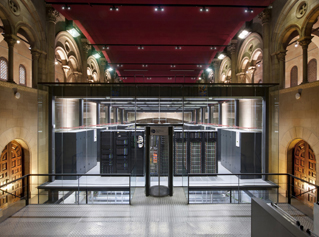The MareNostrum supercomputer