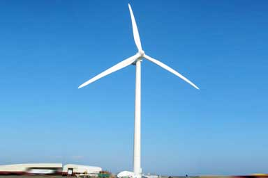 The case centres around Mitsubishi's 2.4MW turbine