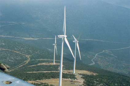 Vestas V90 turbine will be used in the project