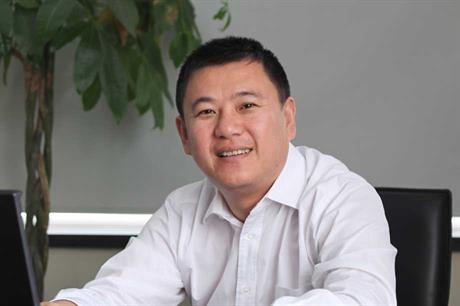 Wang Haibo - new Goldwind president