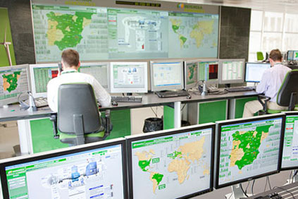 Iberdrola's US control centre is based at its Portland HQ