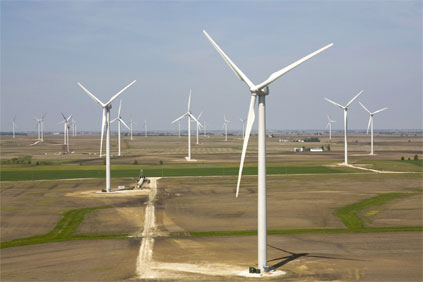 BP wind farm...new turbine deal with GE