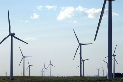 Buffalo Ridge: currently South Dakota's largest wind farm