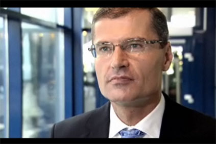 Vestas CEO Engel... similarities between Denmark and South Korea