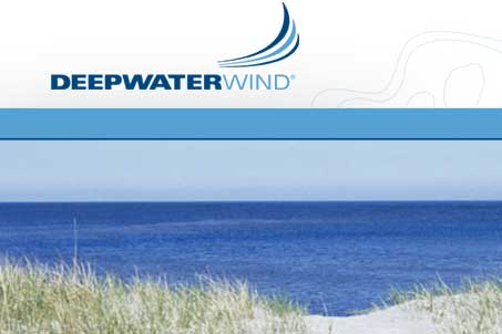 Deepwater Wind: eventually hope for 400MW at Rhode Island