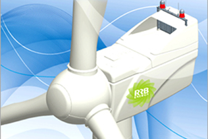 RBB Energy's PS-1800kW turbine, manufactured at Chennai