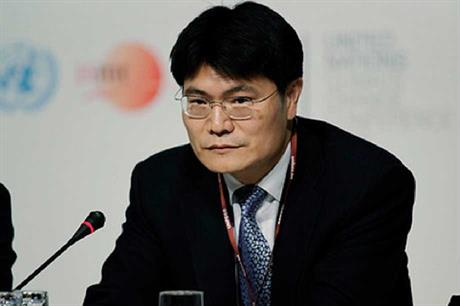 Resigning... Sinovel chairman Han Junliang (pic: Danish Wind Industry Assoication)