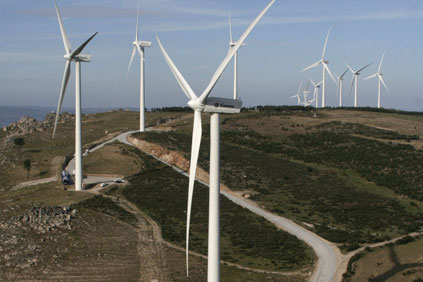 Portugal is extending the FIT reduction to existing wind projects such as the Serra do Ralo wind farm 