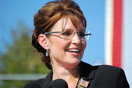 Former Alaska governor Sarah Palin launched the 50% renewables goal