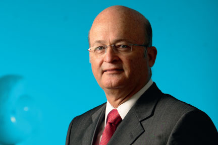 Lauro Fiuza, vice-president of Brazilian wind industry association Abeeólica