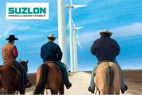 Suzlon: 1483MW in orders as of 20 January