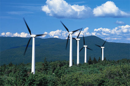 Despite its green reputation, Vermont&#39;s only wind farm is the 6MW Searsburg plant. The project was constructed in the 90s