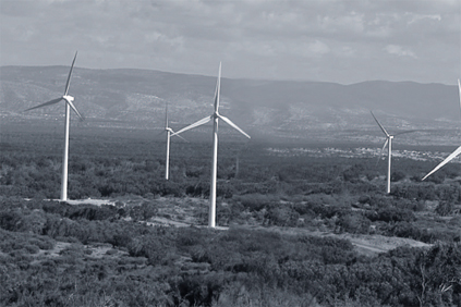 Gamesa's G97 turbine is designed for low wind sites