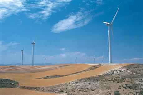 Spanish wind power producer will see support rates adjusted downwards