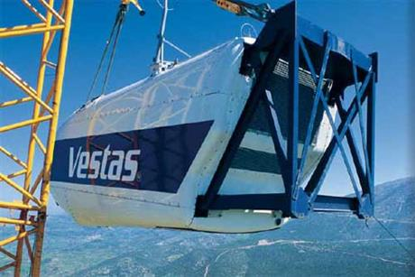 Vestas has 8-to-9GW in order for 2010