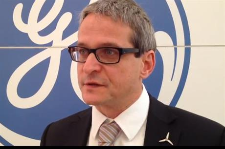 Ritter has been GE general manager renewable energy Europe since 2009