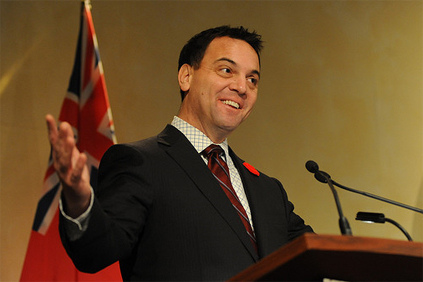 Progressive Conservative candidate Tim Hudak is in favour of scrapping Ontario's FIT scheme