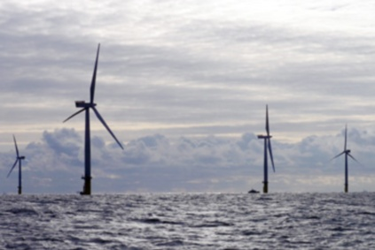 The hub would service projects such as Dong's Walney offshore wind farm