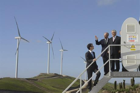 Enel has already commissioned the Talinay wind farm in Chile