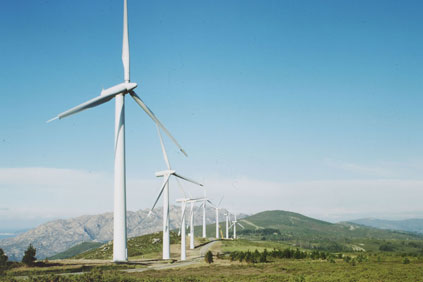 A Eurus wind project in Spain