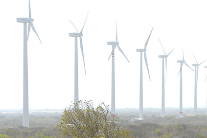 The Acciona Isthmus of Tehuantepec projects use AW1500 turbines 