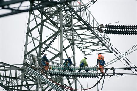 SEE is planning a £1.1 billion network reinforcement ind Scotland to get more wind on to the system (pic:National Grid)
