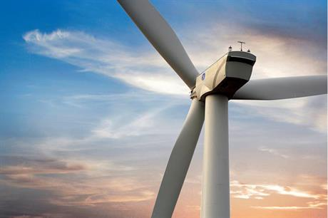 GE announced its new 3.2MW turbine in the third quarter