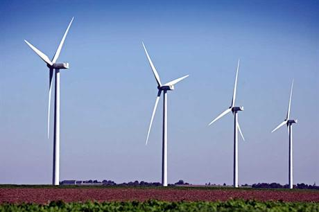 ECO 100-3MW turbines at EDP Renewables' Le Vieux Moulin plant in France