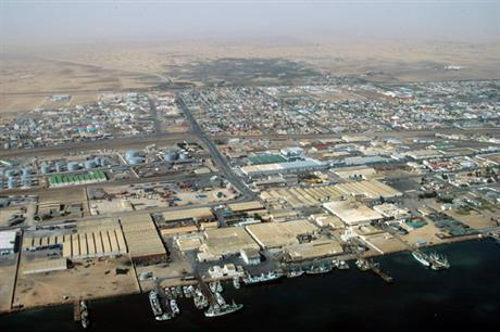 Walvis Bay, city set to have one of Namibia's first wind farm