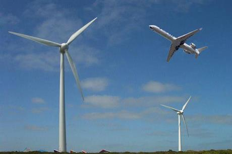 Flight safety is hitting development of wind projects in Germany