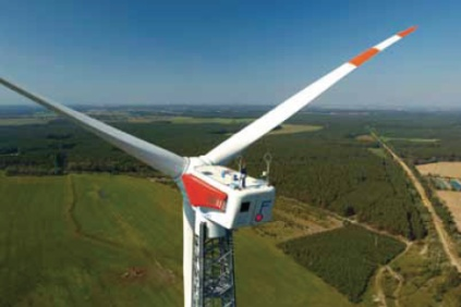 The Fuhrländer 2MW turbine