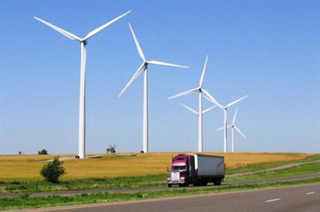 Ontario wind farm (Renewable Power News)