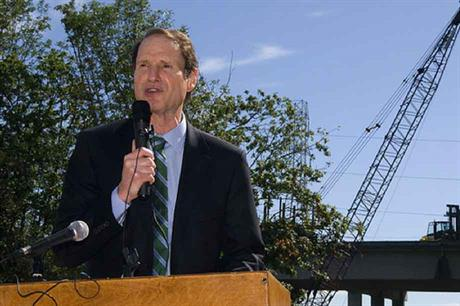 New Sentate Finance Committee chair Ron Wyden
