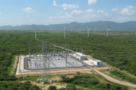 Big share: The 306MW La Ventosa project was among those completed last year (photo:Iberdrola)