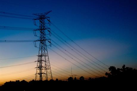 Grid lock: Problems with the transmission system caused many power cuts last year (photo:Denise Mayum)i