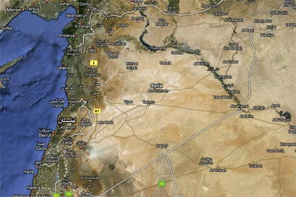 Syria approves first wind farm project