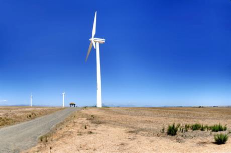 South Africa is making progress in developing more wind (photo:Warrenski)
