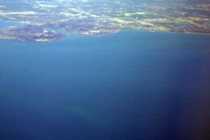 Lake Michigan: set for wind farm
