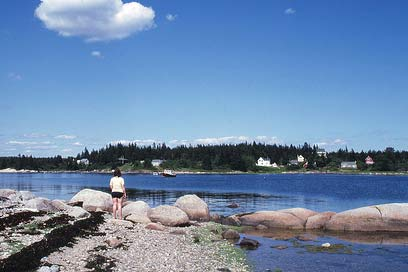 Vinalhaven Island launched its own community wind farm (pic DGHDeo)