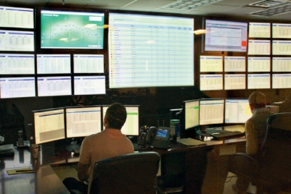 Control room...up-to-date checks