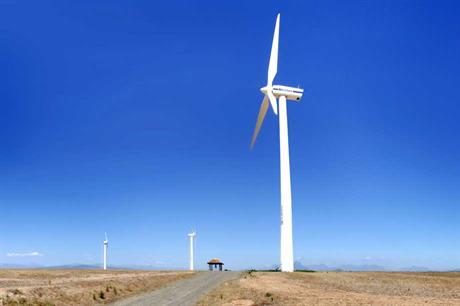 Klipheuwel wind-farm. Eskom Generation's pilot wind-farm facility at Klipheuwel in the Western Cape, South Africa