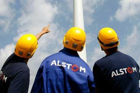 Alstom plans US factory