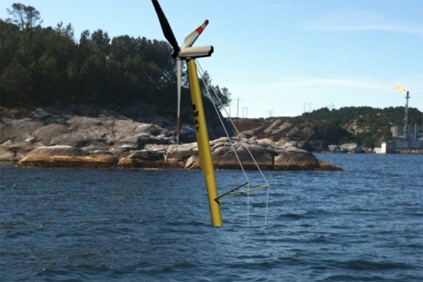 Sway's floating turbine is designed to permanently face the wind