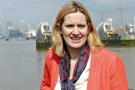 Quite shockingly, there is only one woman in this year's Top30 — Amber Rudd, the UK energy secretary