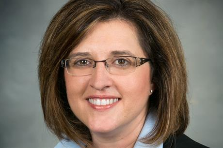 Anne McEntee, GE vice-president for renewable energy